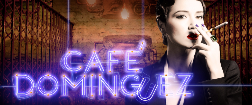 CafeDomingues by Vera Dragone